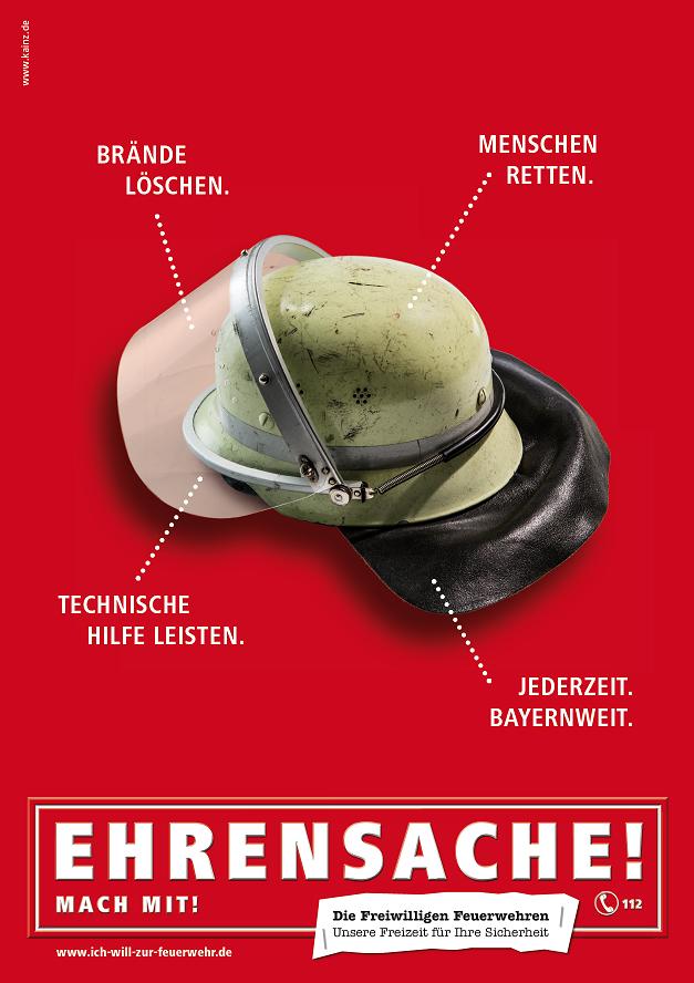 Feuerwerh-Helm-mittel